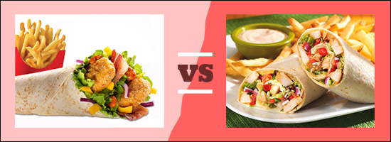 Is Restaurant Food Healthier Than Fast Food? The Truth...