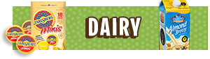 HG Supermarket List: Dairy