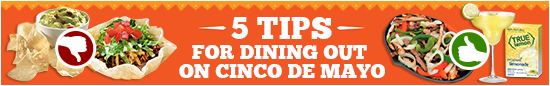 Top 5 Tips for Eating Mexican Food, Guilt-Free