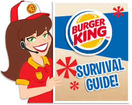 Ops Manual For Burger King