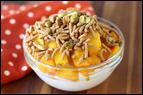 High-Fiber Fruit & Yogurt Bowl