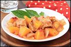 Peach BBQ Pork