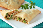 Baked Vegetable Samosas