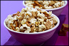 Salted Caramel Popcorn Mix Recipe