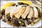 Lemon Chicken Foil Pack Recipe