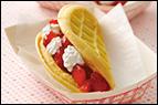 Edible Idol: Waffles