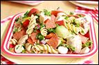Veggie-Packed Antipasto Pasta Salad