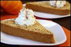 Upside-Down Pumpkin Pie Recipe
