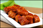 Honey BBQ Boneless Wing Recipe
