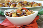 Apple Cranberry Slaw Recipe