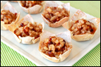 Cranberry Pear Tarts Recipe