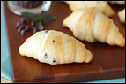 Two-Ingredient Chocolate Croissant Recipe