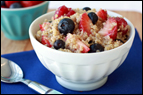 Fruity Quinoa Recipe