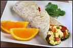 BLT B-fast Burrito