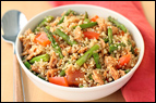 Tuna Veggie Quinoa Recipe