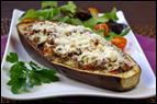Super Stuffed Eggplant