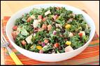 Chicken & Kale Salad Recipe