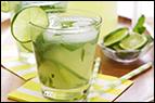 Hungry Girl's Virgin Lemonade Mojito Recipe