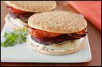 Chipotle Portabella Sandwiches