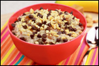 Carnival-Inspired Oatmeal