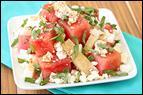 Watermelon-Feta Salad