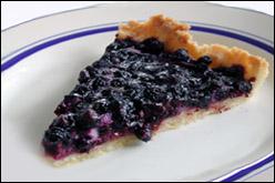 Blueberry Pie, Average