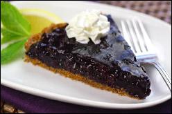 HG's True Blueberry Pie