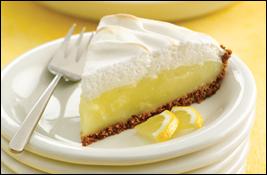 HG's Yummy Crumbly Lemon Meringue Pie