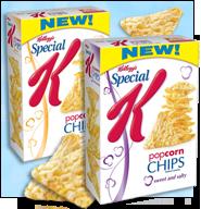 Popcorn + Chips = YUM!