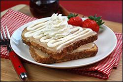 HG's Gooey-Good Cinnamunch French Toast