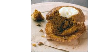 Pumpkin Cream Cheese Muffins, Average