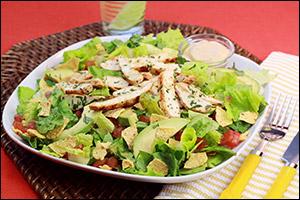 HG's Wild Southwest Chicken Salad
