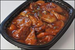 P.F. Chang's Stir-Fried Eggplant