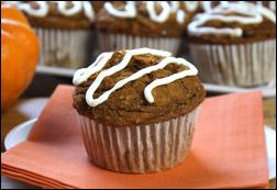 Pump It Up! (New Muffin Recipe!)