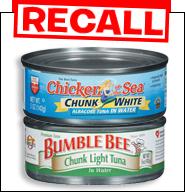 Tuna Warning!