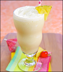 HGs Groovy Pina Colada Smoothie