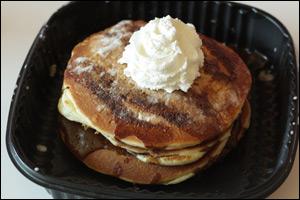 IHOP's Tiramisu Pancakes