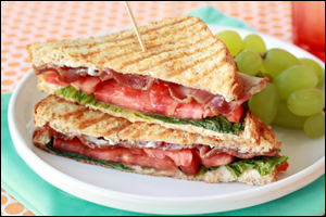 HG's Hungry Grilled BLT