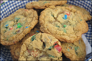 Monster Cookies, Average