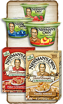 New from Newman's Own!