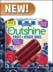 Dreyer's/Edy's Outshine Fruit & Veggie Bars