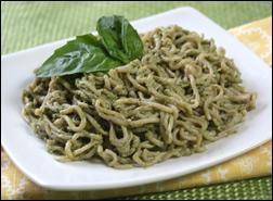 HG's Simply the Pesto Spaghetti