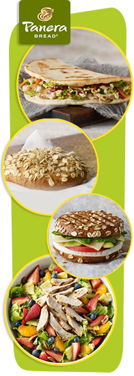 Panera Bread's Flatbreads, Bagel Flats, and More