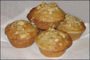 Banana-Nut Muffins, Average