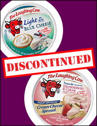 The Laughing Cow Discontinuing Certain Cheeses