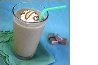 HG's Cara-mellow Coffee Freeze