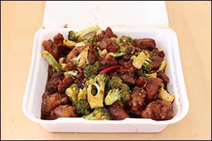 General Tso's Chicken, Average