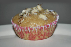 Apple-Walnut Muffins, Average