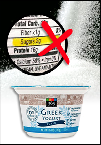 Whole Foods Sued Over Sugar Content in Greek Yogurt
