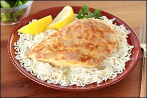 HG's Fancy Chicken Francese